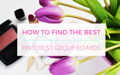 How to Find the BEST Pinterest Group Boards (Inc FREE Video Tutorial)