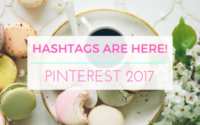 Are Hasthtags Coming to Pinterest in 2017?