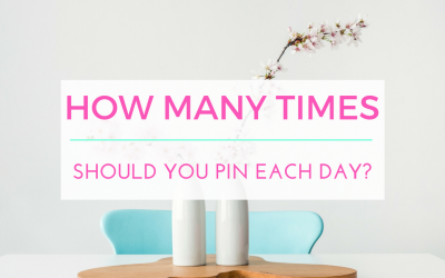 How Many Times Should You Pin Each Day?